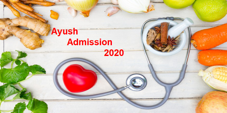 Ayush admission 2020