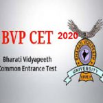 BVP CET 2020: Application (Out),Exam Pattern, Syllabus, Admission..