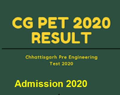 Cg PET Result 2020