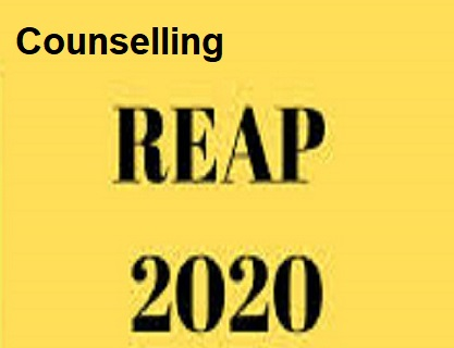 Reap 2020 counselling