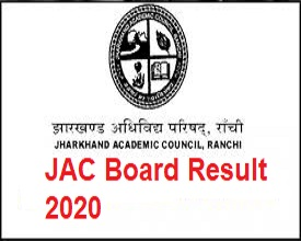 JAC board result 2020