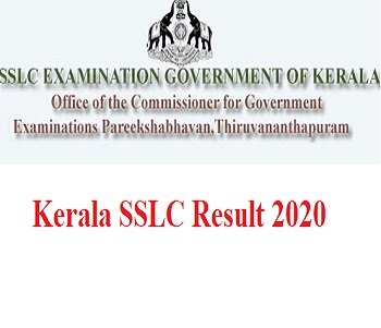 Kerala class 10th result 2020
