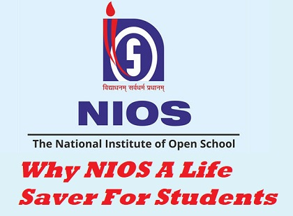 Why NIOS A Life Saver For Students