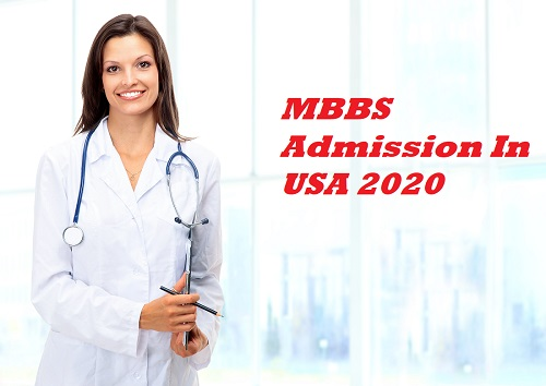 MBBS Admission in usa 2020