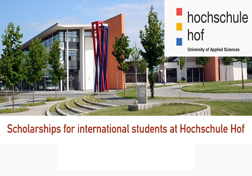 Hochschule Hof Scholarships for International Students