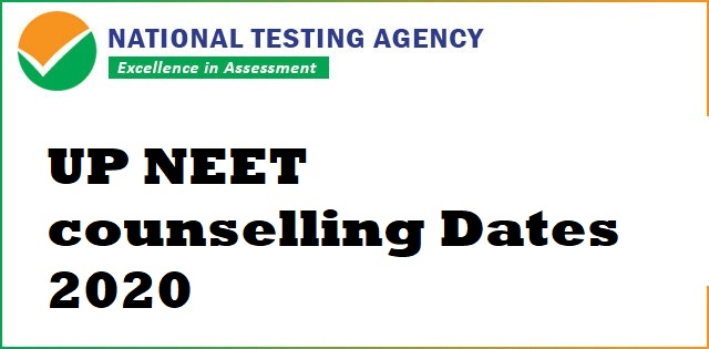 UP NEET counselling
