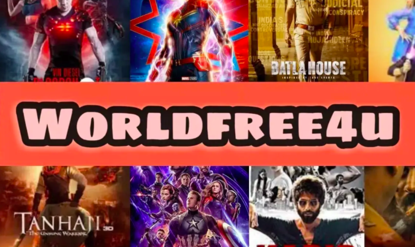 Worldfree4u: Download and Watch HD Movies Website