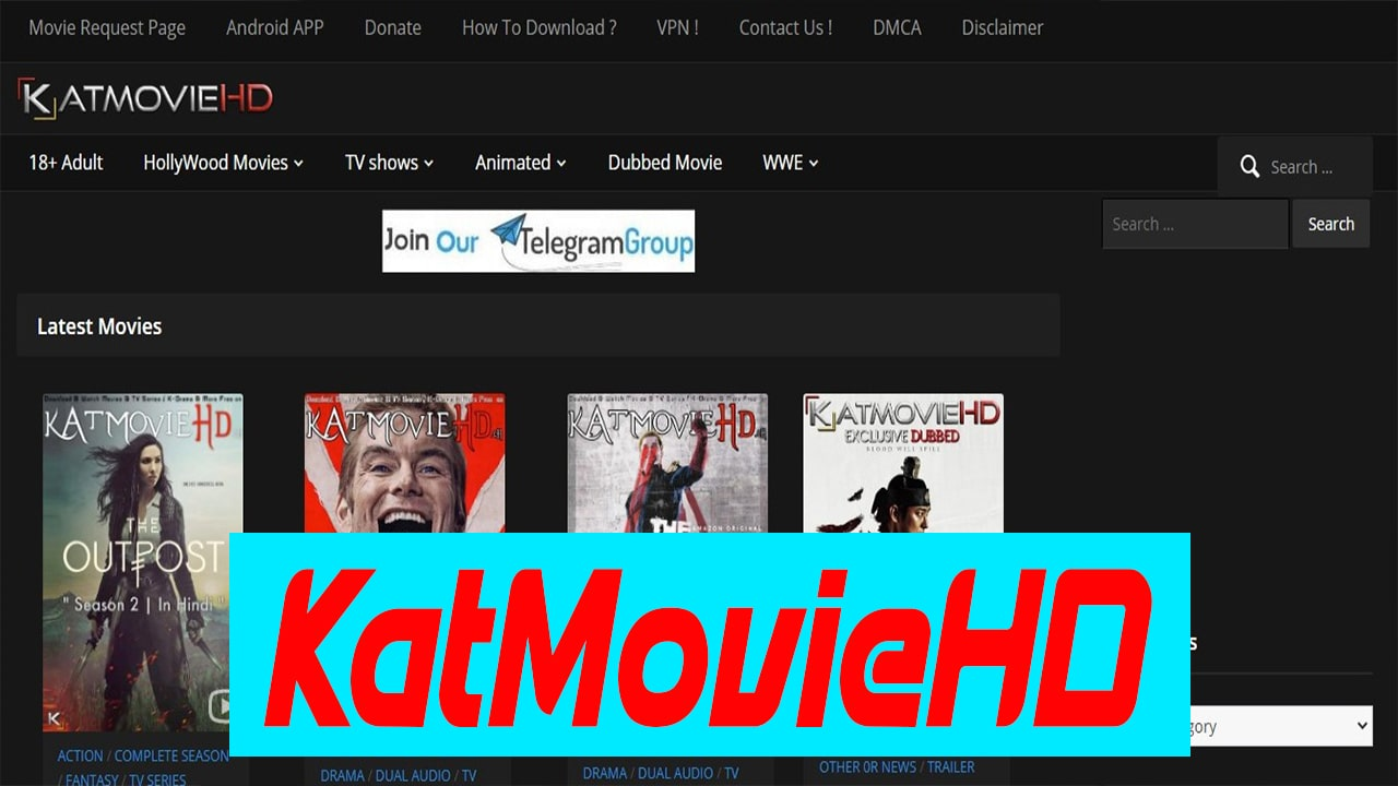 Katmovies HD: Download free HD Movies for Free