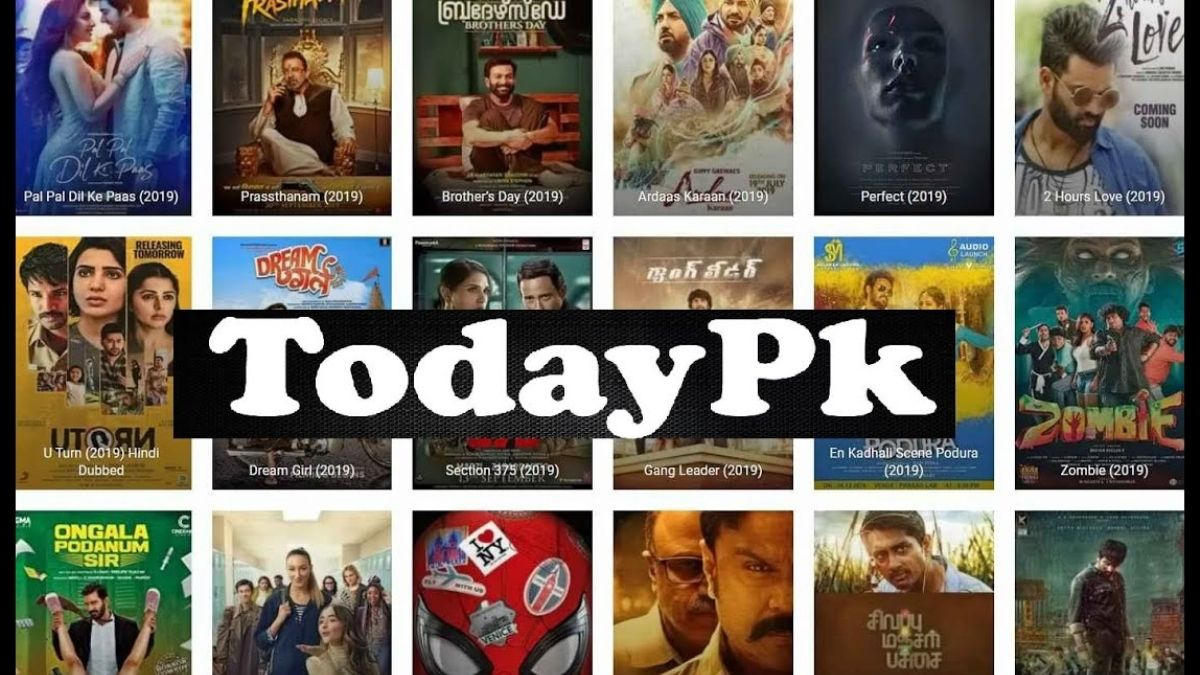 Todaypk: Watch or Download All Latest Movies - Admission Guidance