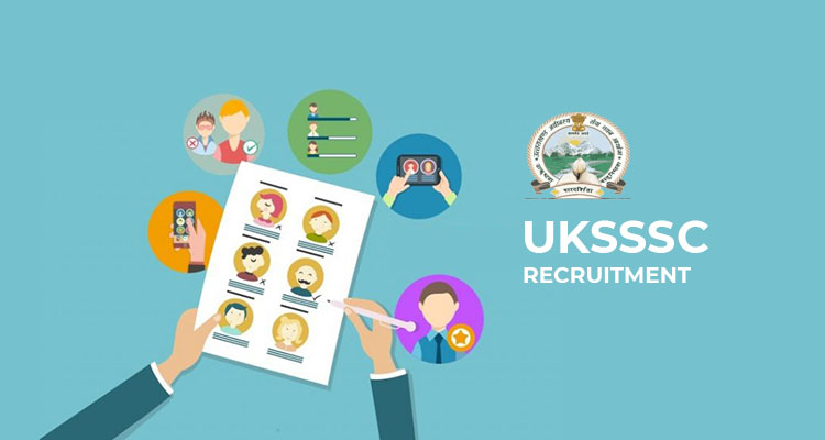 UKSSSC Graduate Level Recruitment 2020