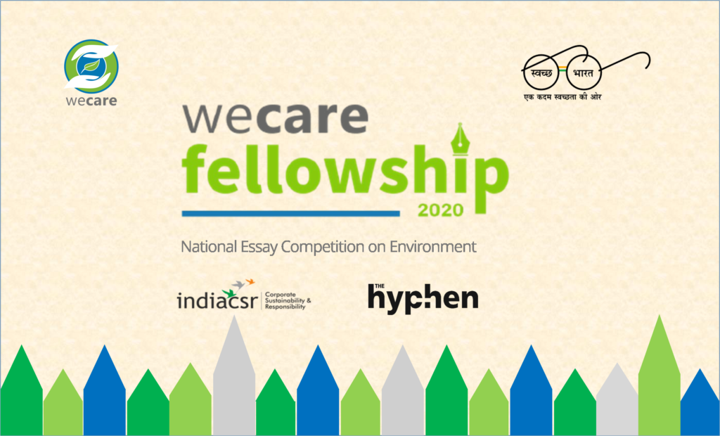 WeCare Fellowship National Essay Competition
