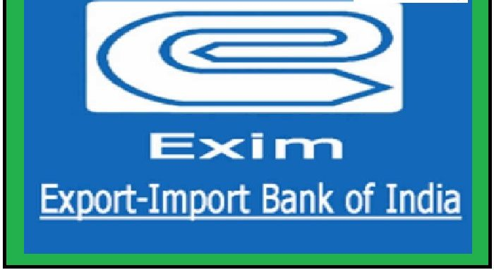 EXIM Recruitment 2021