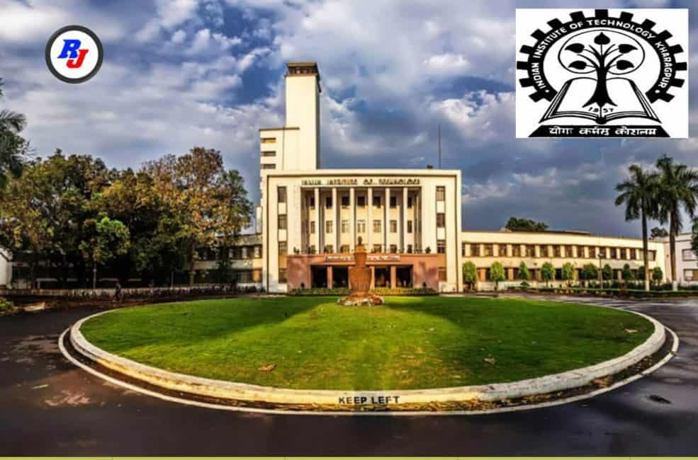 IIT Kharagpur Department of Electrical Engineering Research Associateship 2021