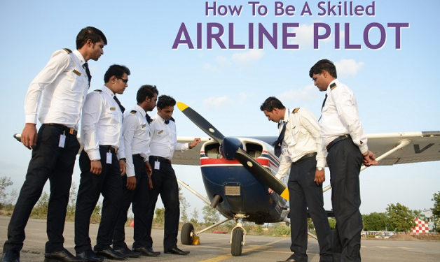 Career as a Pilot In India