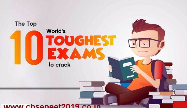 Top Competitive Exam In The World